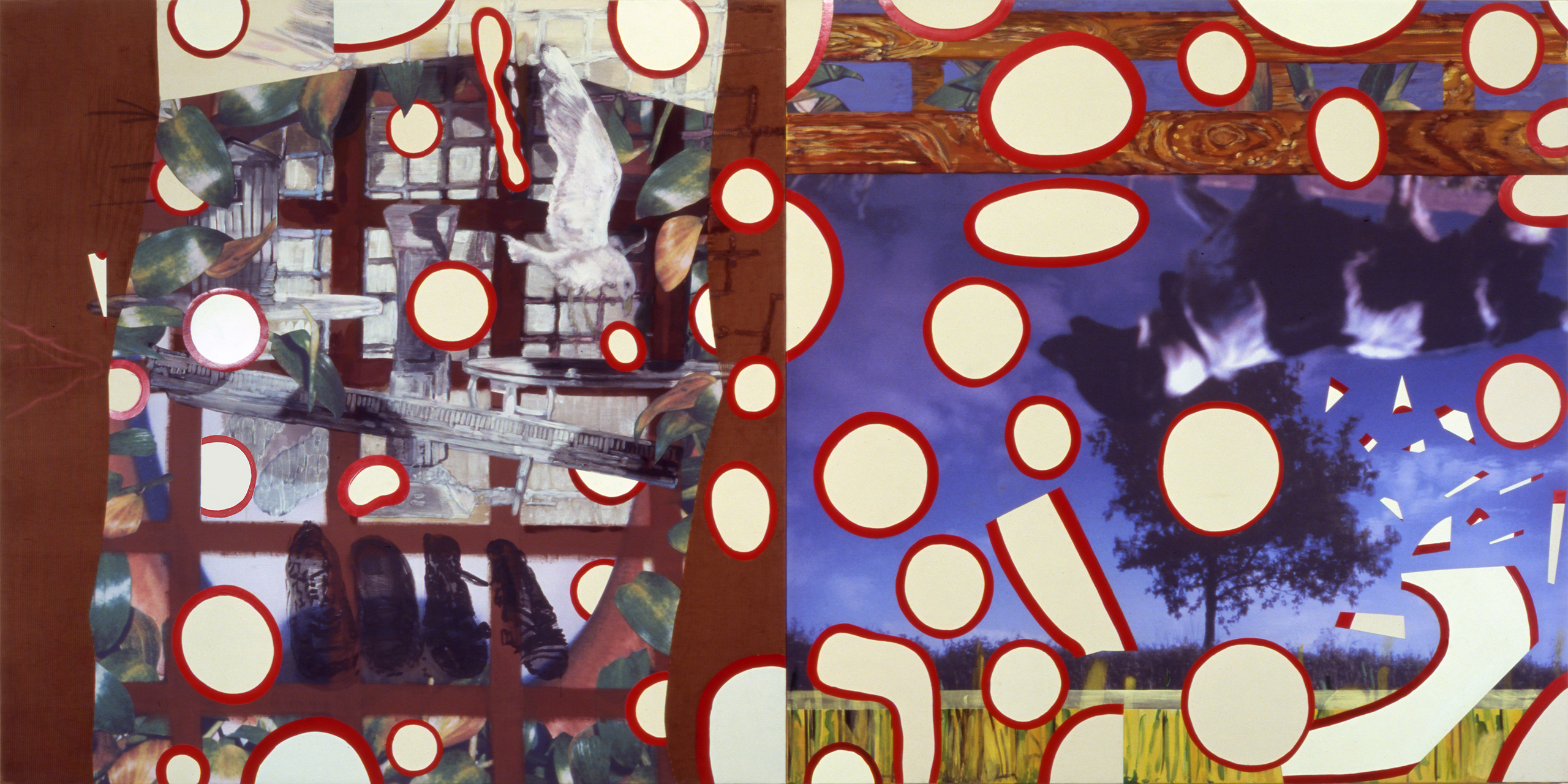 12_Robert_Smit_Flipping_in_the_Betuwe_2004_acrylic_tempera_oil_collage_corduroy_canvas_200x400cm_1280_hoog