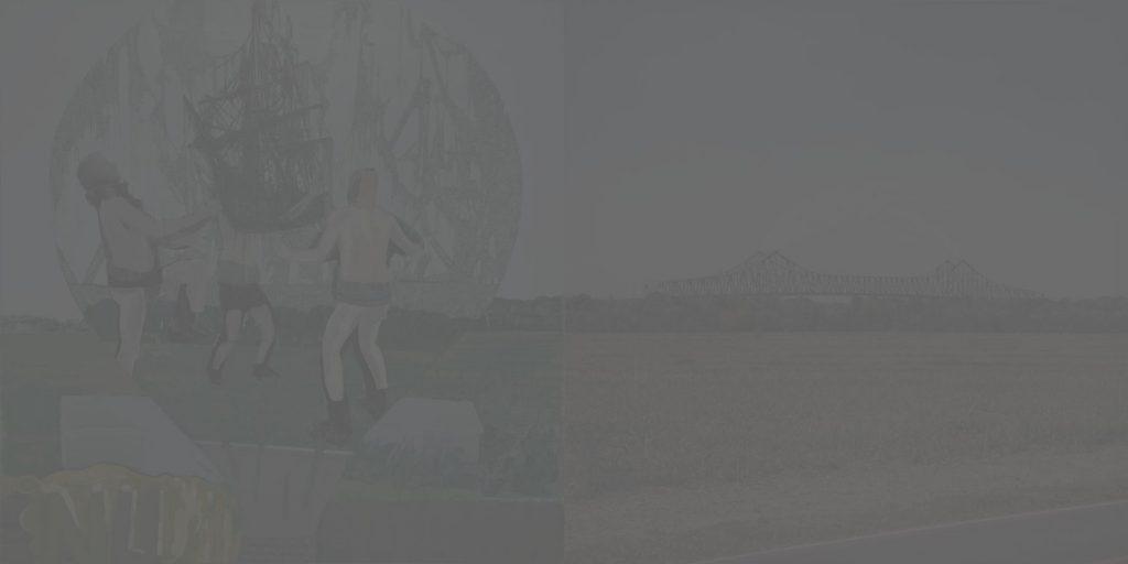 25. Now or Never, 2012, acrylic/tempera/oil/print/canvas, 200x400cm (grey)