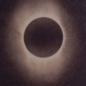 Dark Sun, 2017, print 210 x 112 cm