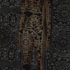 Lace Base, 2017, print 210 x 112 cm