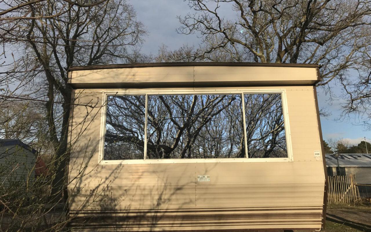 Tree Trailer Home