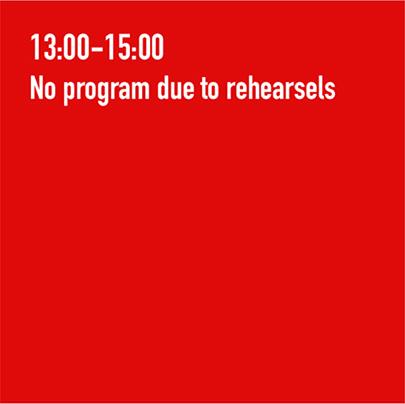 program thursday 13pm